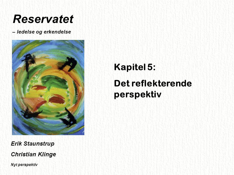 Reservatet Kapitel 5: Det reflekterende perspektiv Erik Staunstrup