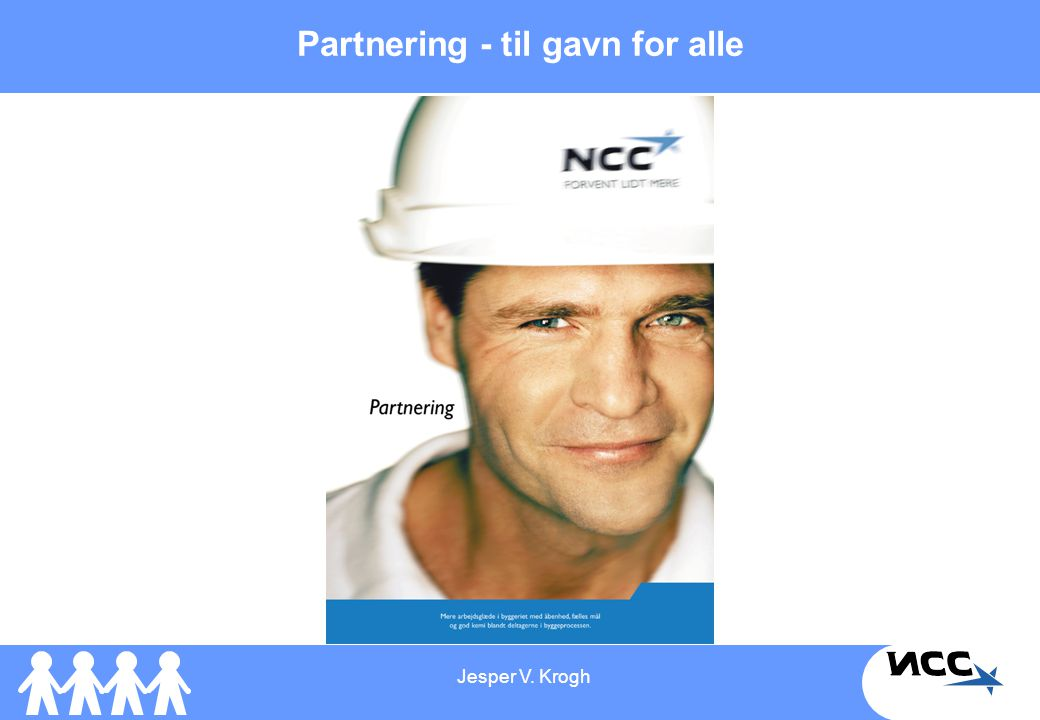 Partnering - til gavn for alle