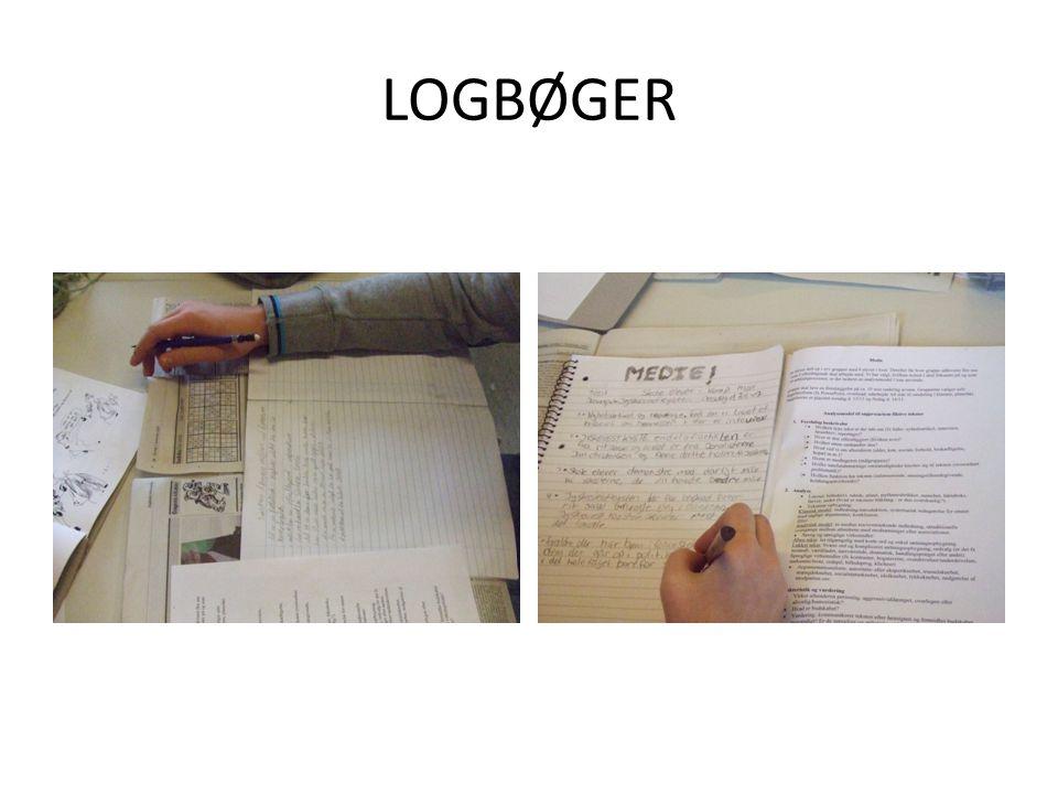 LOGBØGER