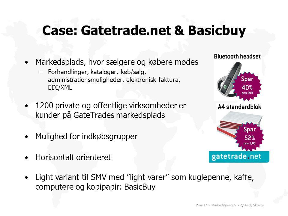Case: Gatetrade.net & Basicbuy