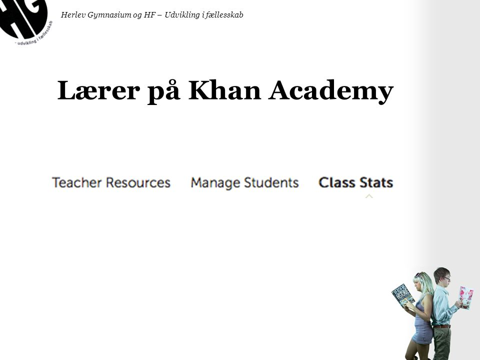 Lærer på Khan Academy
