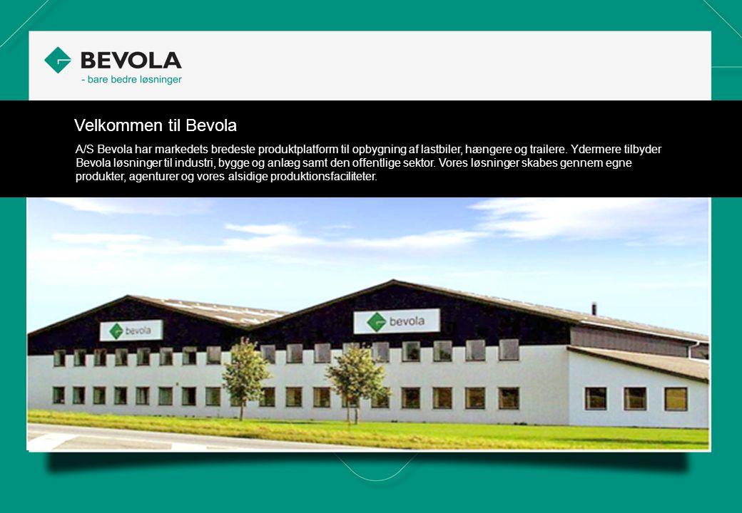 Velkommen til Bevola