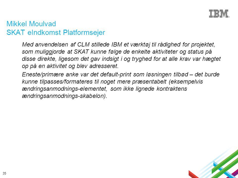 Mikkel Moulvad SKAT eIndkomst Platformsejer