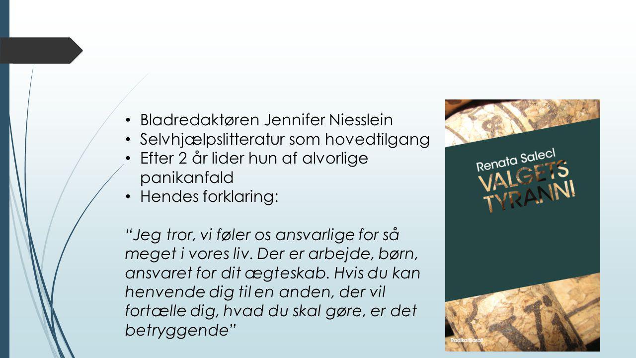 Bladredaktøren Jennifer Niesslein