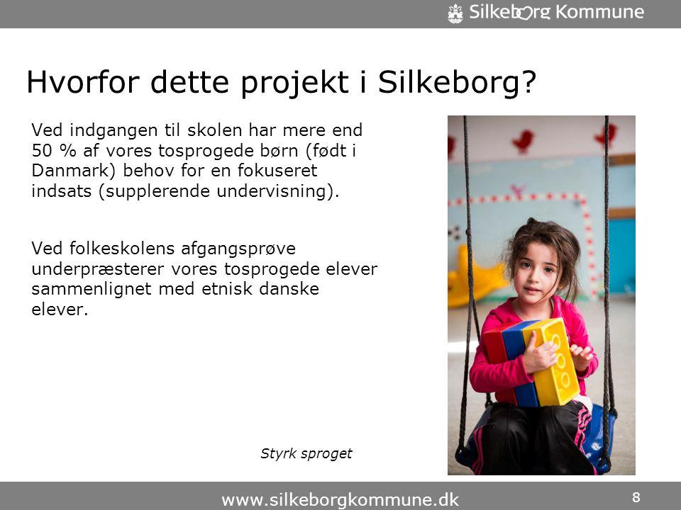 Hvorfor dette projekt i Silkeborg