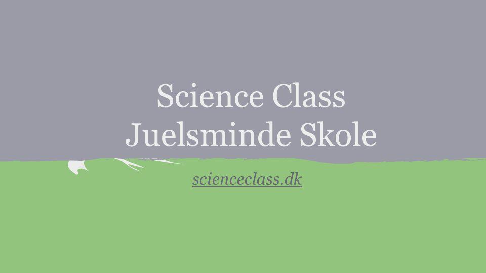 Science Class Juelsminde Skole