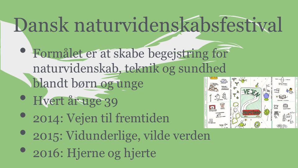 Dansk naturvidenskabsfestival