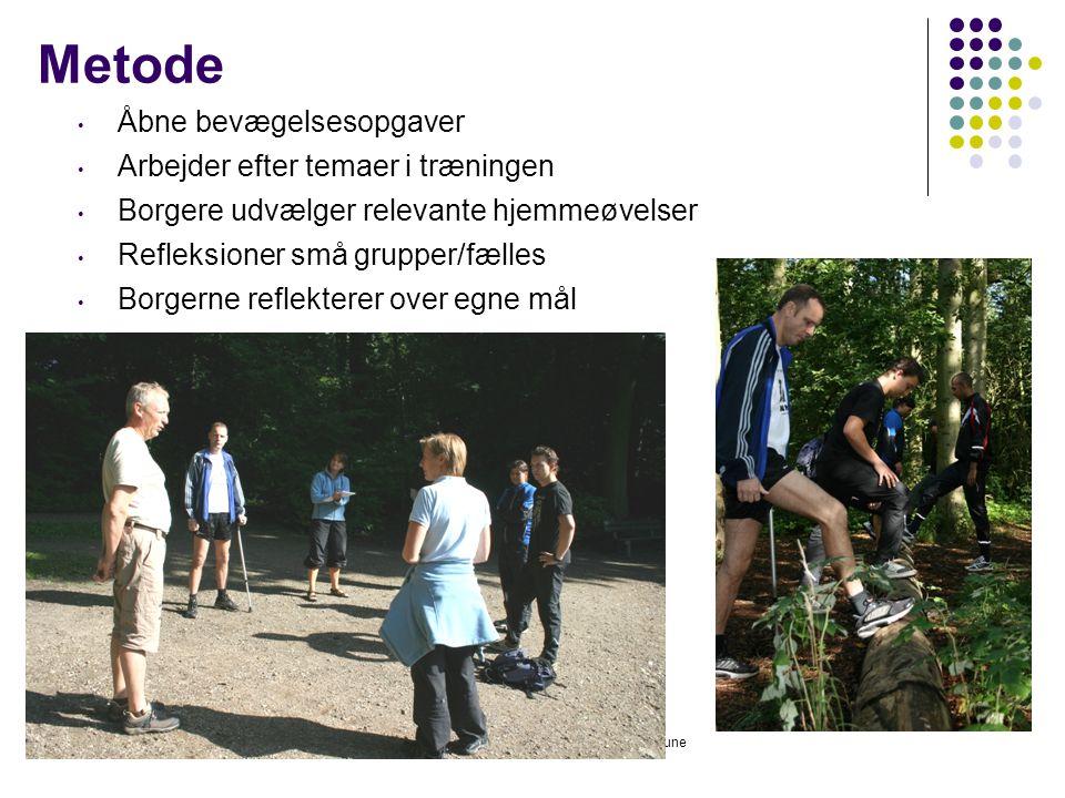 Fysioterapeut Lene Søgaard - Århus Kommune