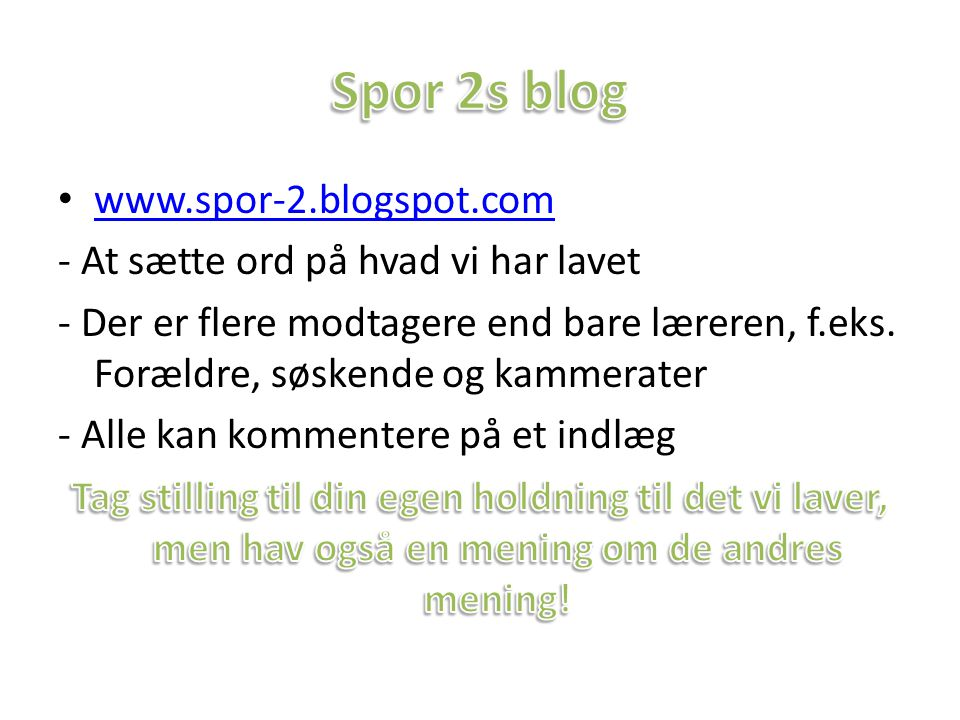 Spor 2s blog www.spor-2.blogspot.com