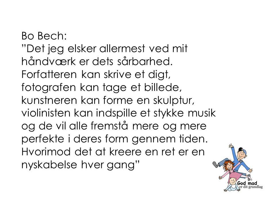 Bo Bech:
