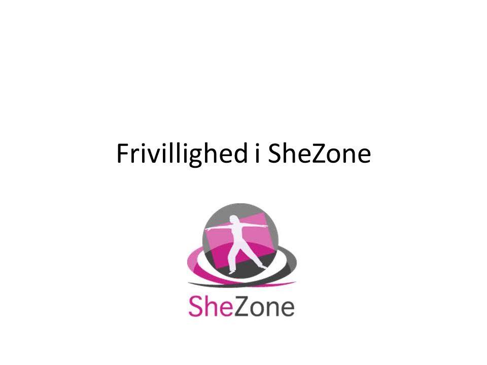 Frivillighed i SheZone