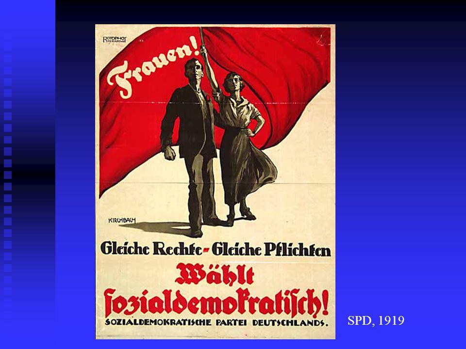 SPD, 1919