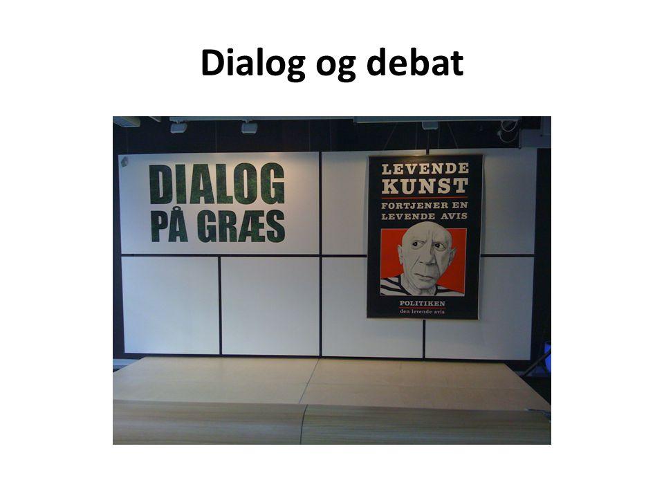 Dialog og debat