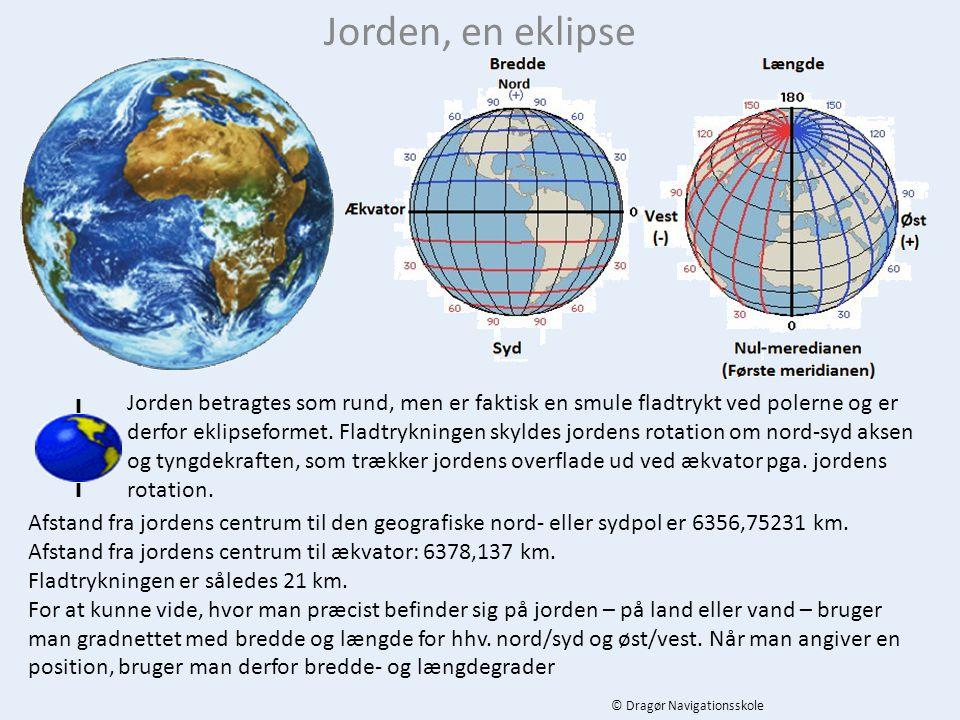 Jorden, en eklipse