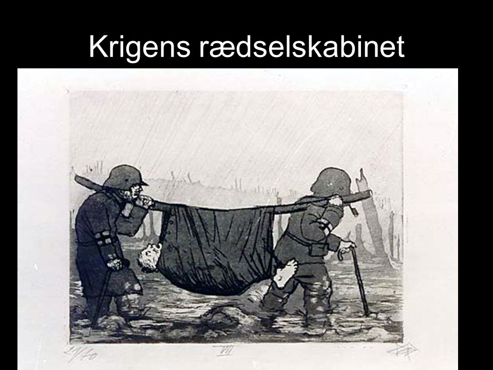 Krigens rædselskabinet