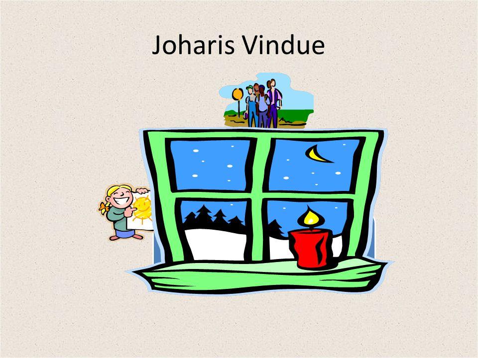 Joharis Vindue Private Kendt af dig – men IKKE kendt af andre