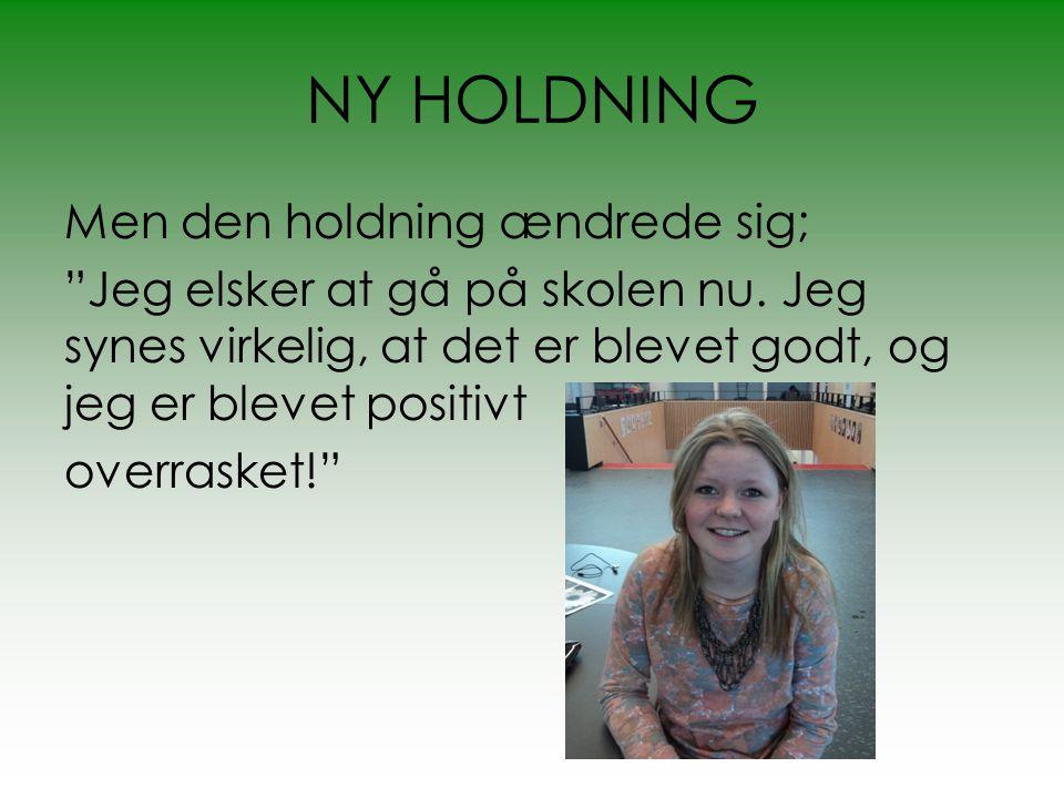 NY HOLDNING