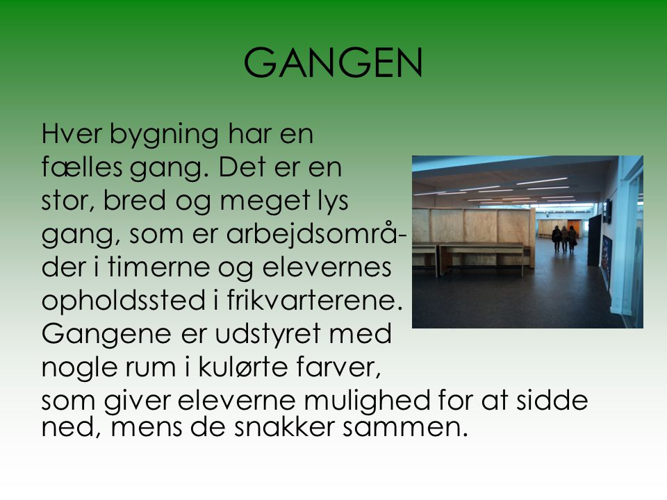 GANGEN