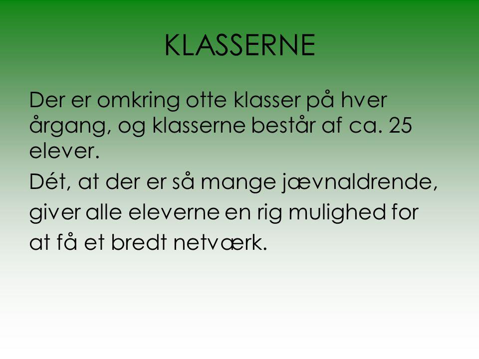 KLASSERNE