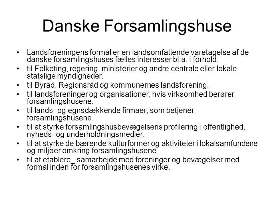 Danske Forsamlingshuse
