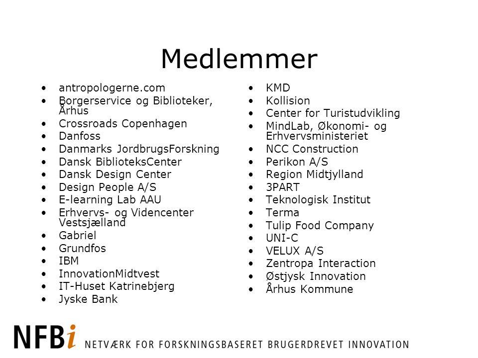 Medlemmer antropologerne.com Borgerservice og Biblioteker, Århus