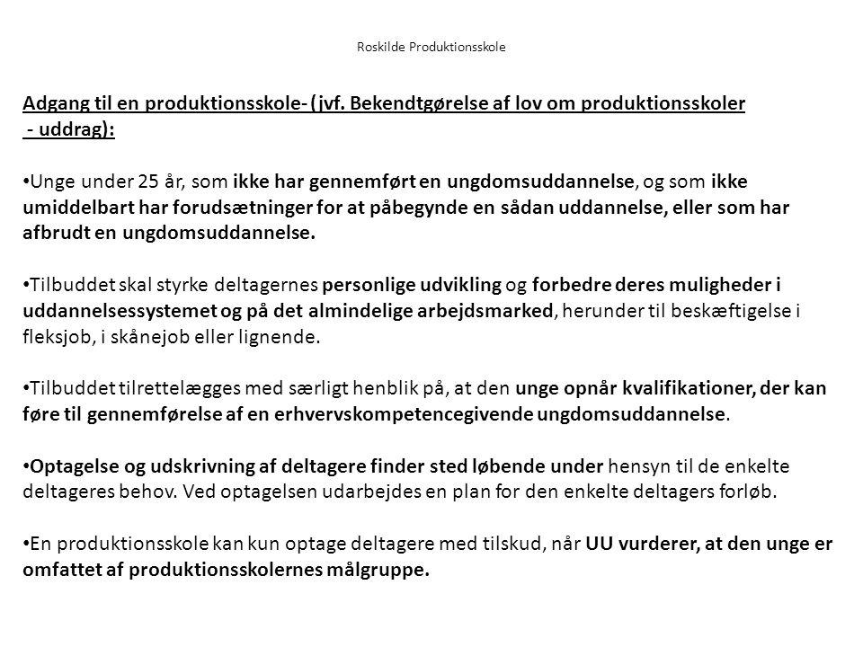 Roskilde Produktionsskole