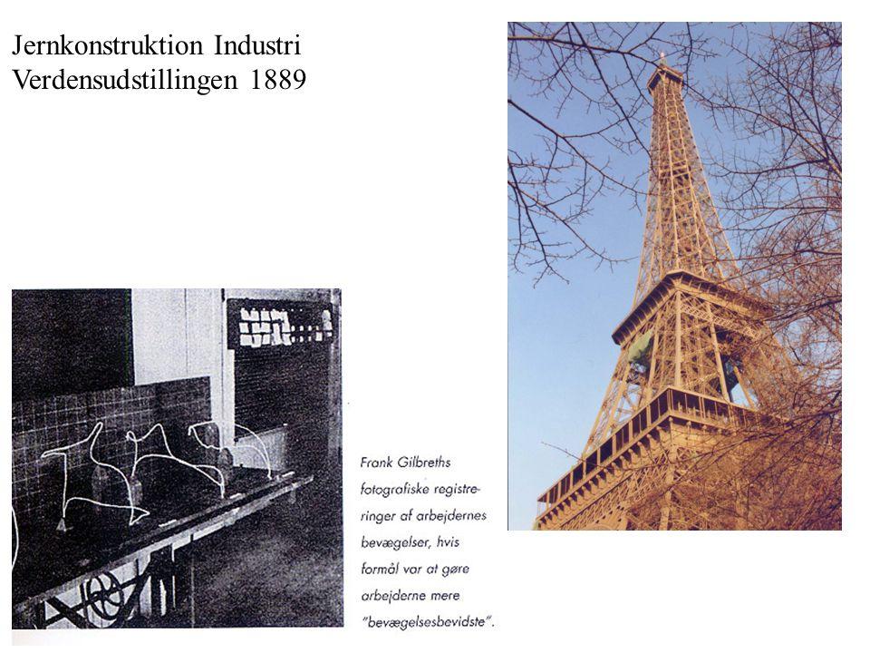 Jernkonstruktion Industri