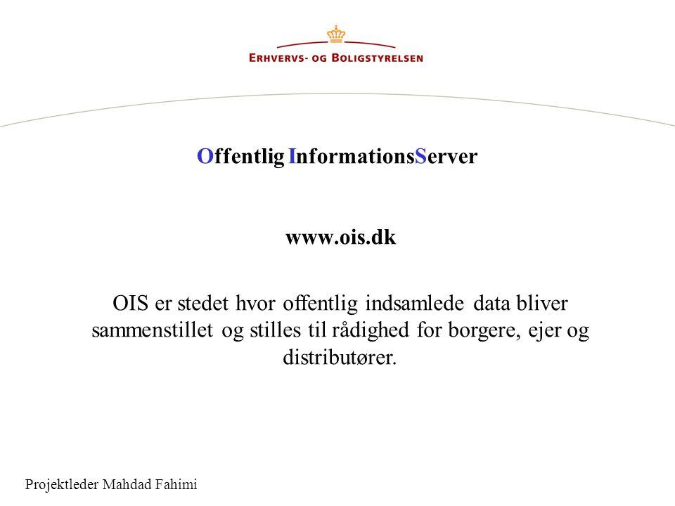 Offentlig InformationsServer www.ois.dk