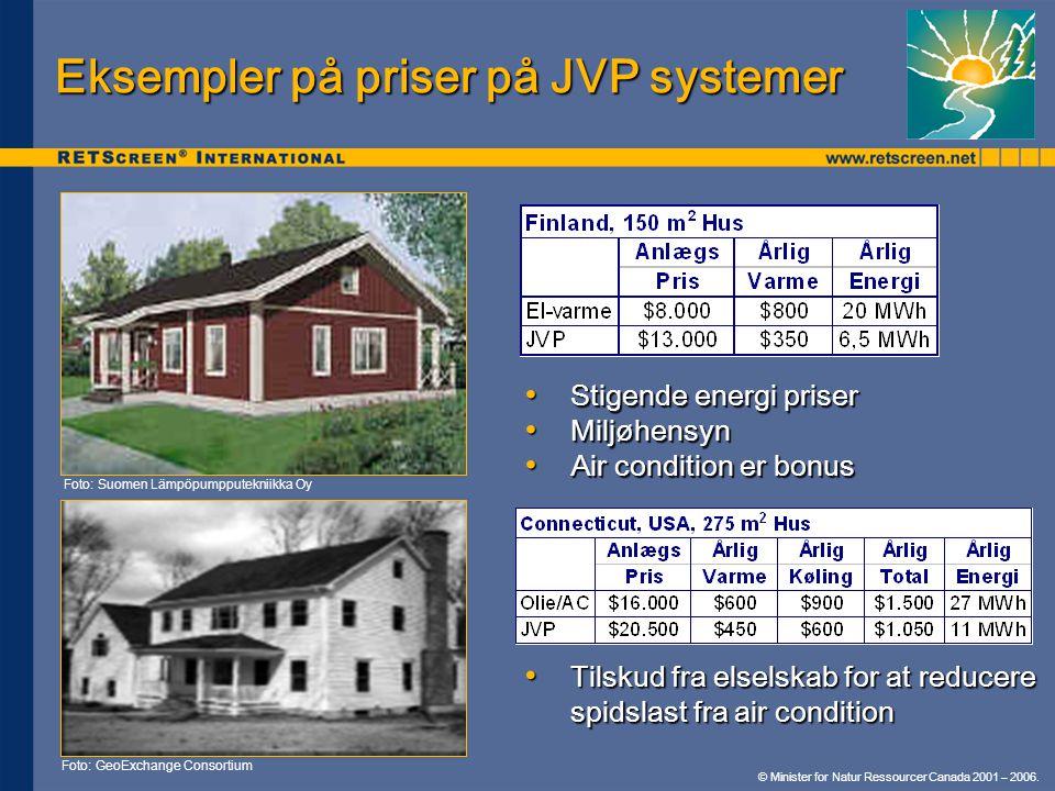Analyse af jord varme pumpe projekter - ppt download