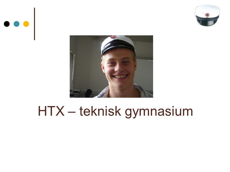 HTX – teknisk gymnasium
