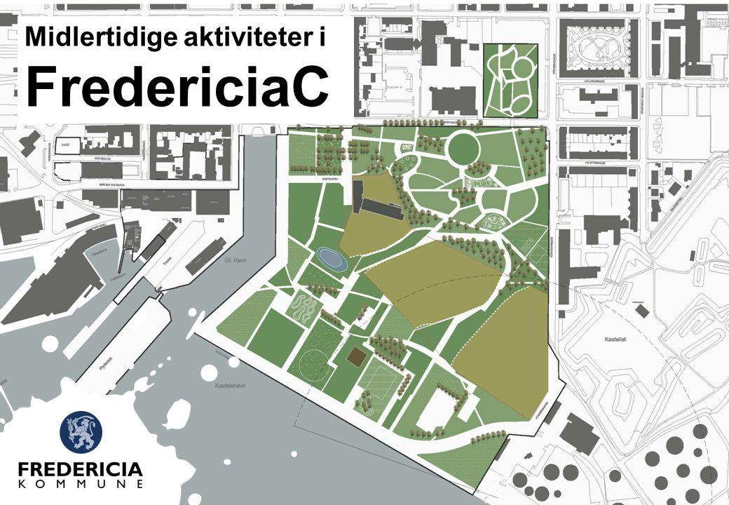 Midlertidige aktiviteter i FredericiaC