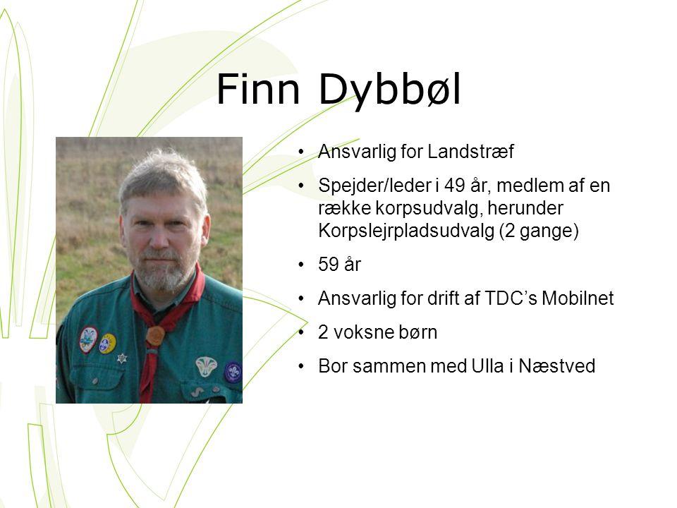 Finn Dybbøl Ansvarlig for Landstræf