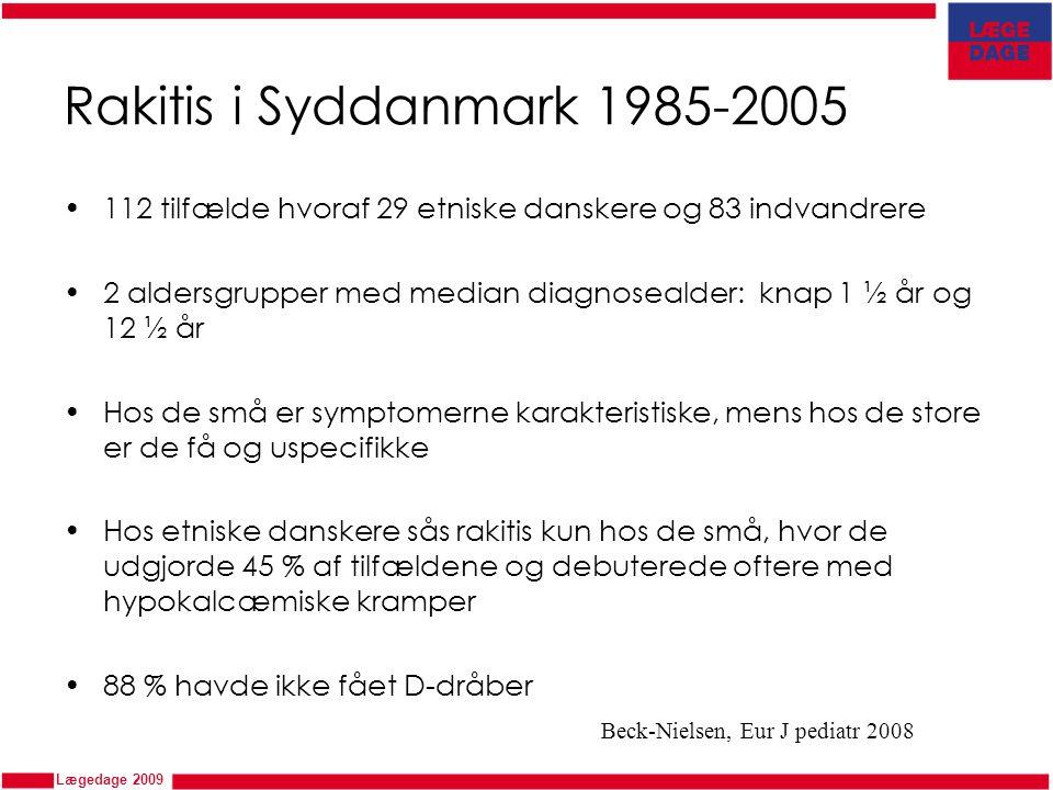 Beck-Nielsen, Eur J pediatr 2008