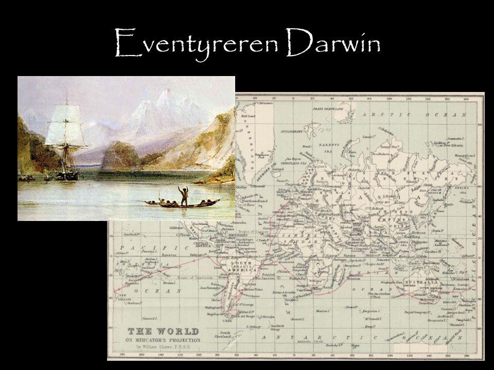 Eventyreren Darwin