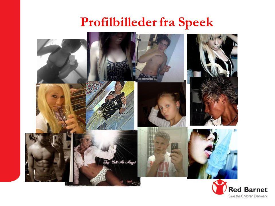 Profilbilleder fra Speek