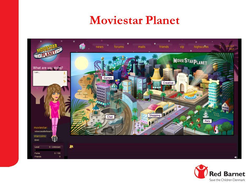 Moviestar Planet 10-14 år