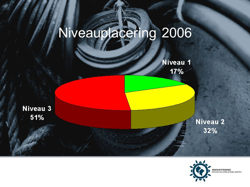 Niveauplacering 2006