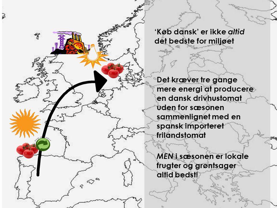 'Køb dansk' er ikke altid det bedste for miljøet