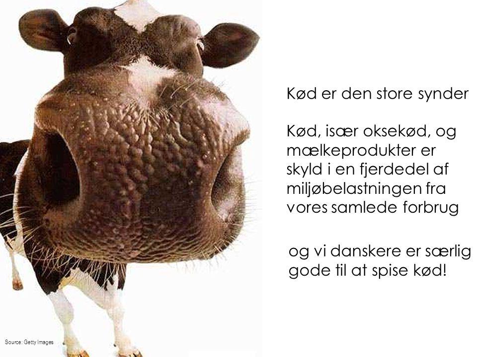 og vi danskere er særlig gode til at spise kød!