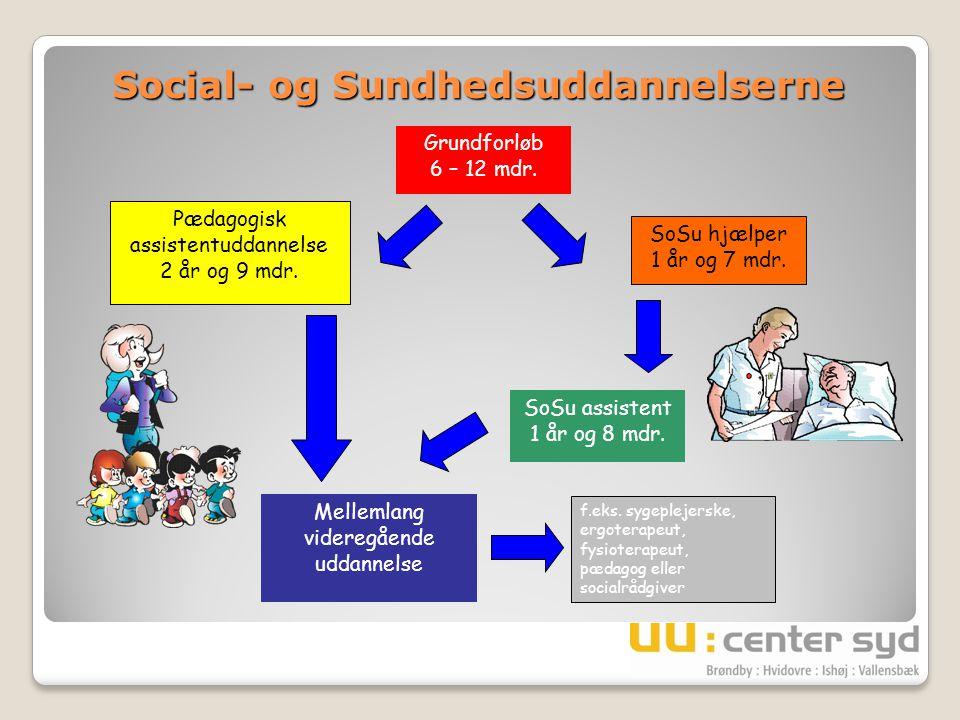 Social- og Sundhedsuddannelserne