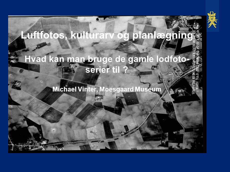 Michael Vinter, Moesgaard Museum
