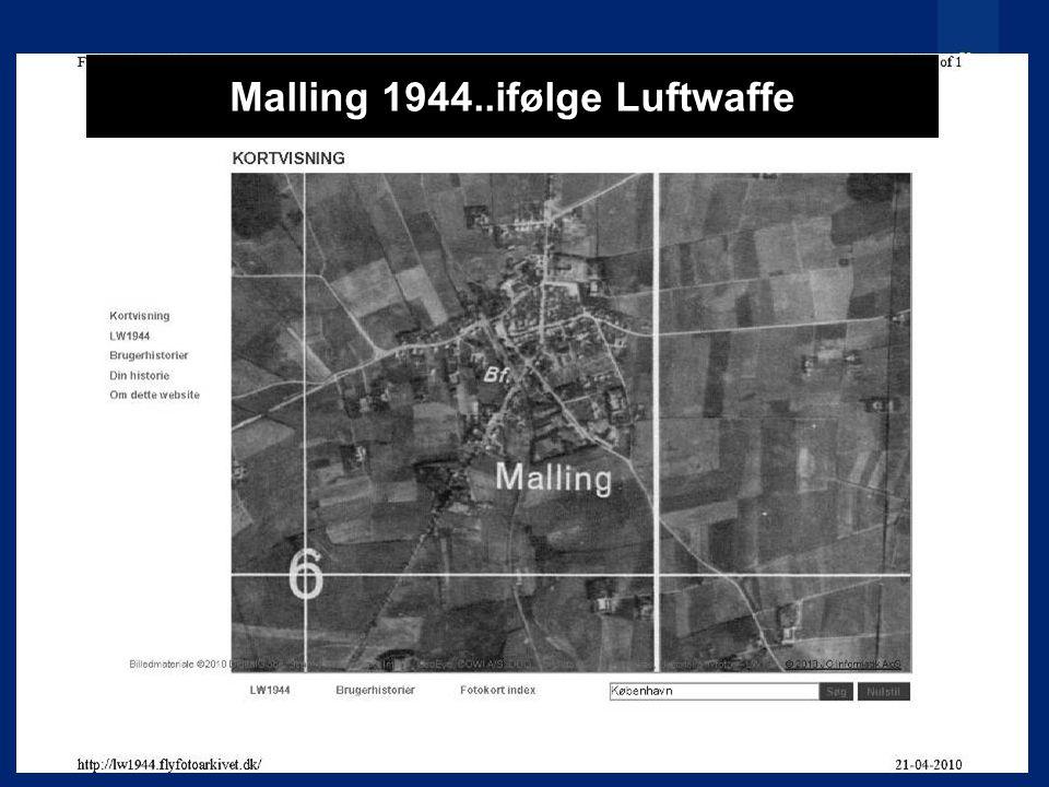 Malling 1944..ifølge Luftwaffe