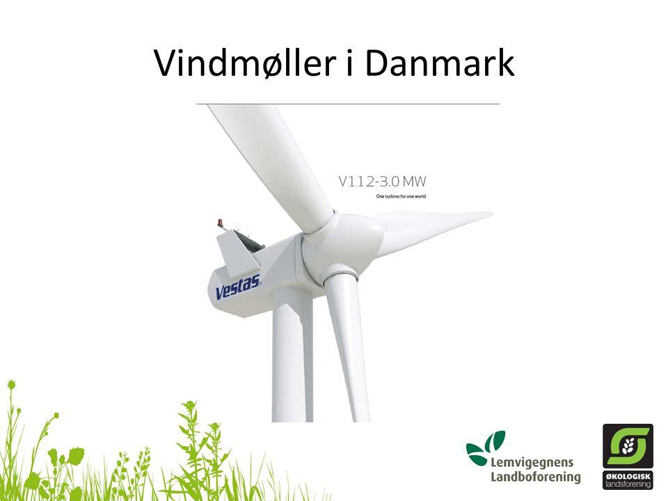 Vindmøller i Danmark