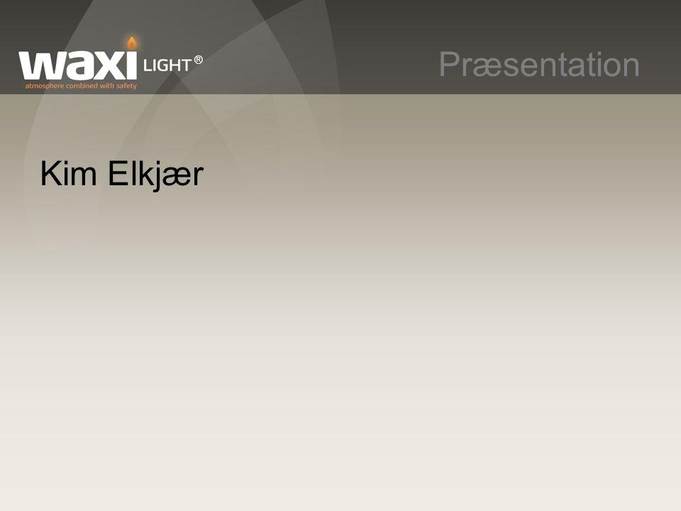 Præsentation ® Kim Elkjær
