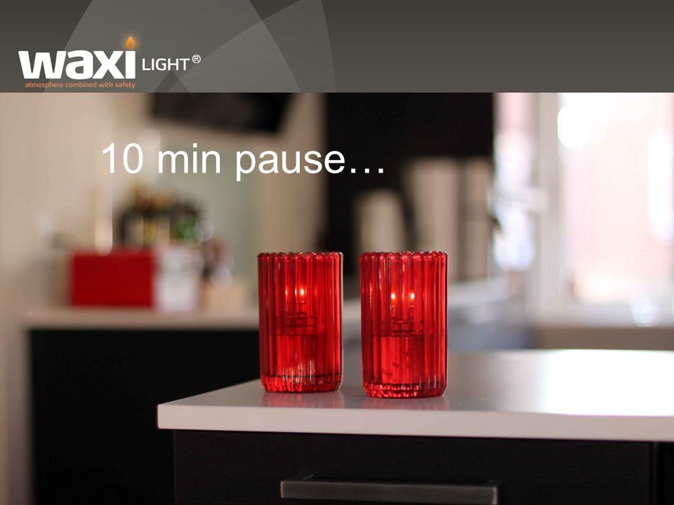 ® 10 min pause…
