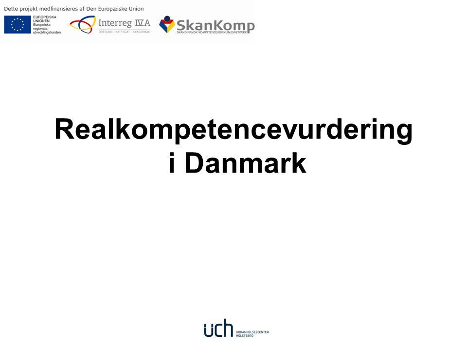 Realkompetencevurdering i Danmark