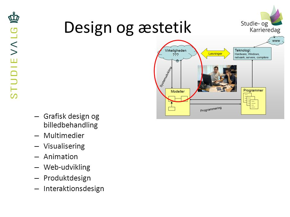 Design og æstetik Grafisk design og billedbehandling Multimedier