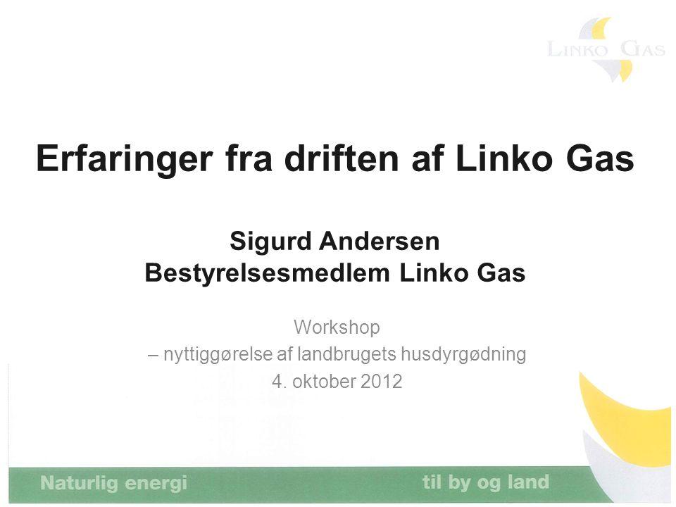 Workshop – nyttiggørelse af landbrugets husdyrgødning 4. oktober 2012