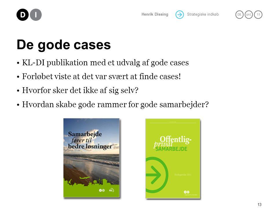 De gode cases KL-DI publikation med et udvalg af gode cases