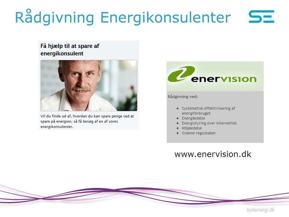 Rådgivning Energikonsulenter